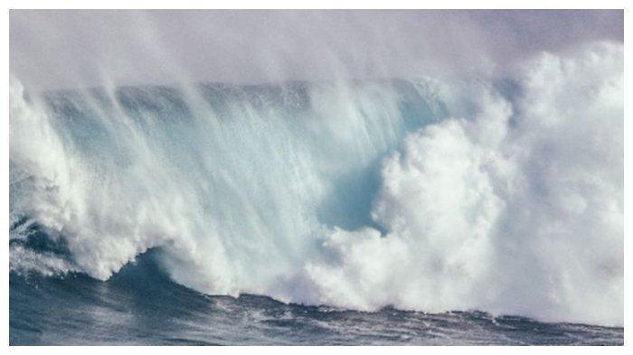 Info BMKG Sabtu 13 Maret 2021: Waspada Gelombang Tinggi di Laut Natuna Utara Capai 4 Meter
